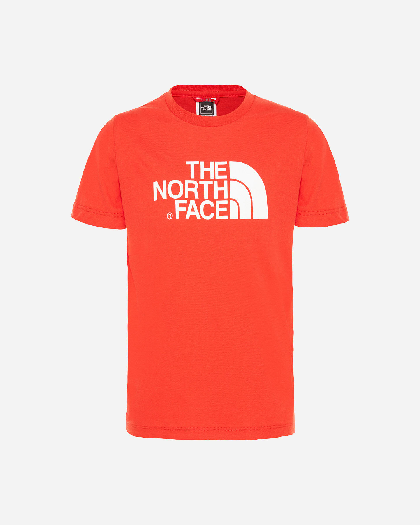 T-Shirt THE NORTH FACE EASY JR S5192880 scatto 0