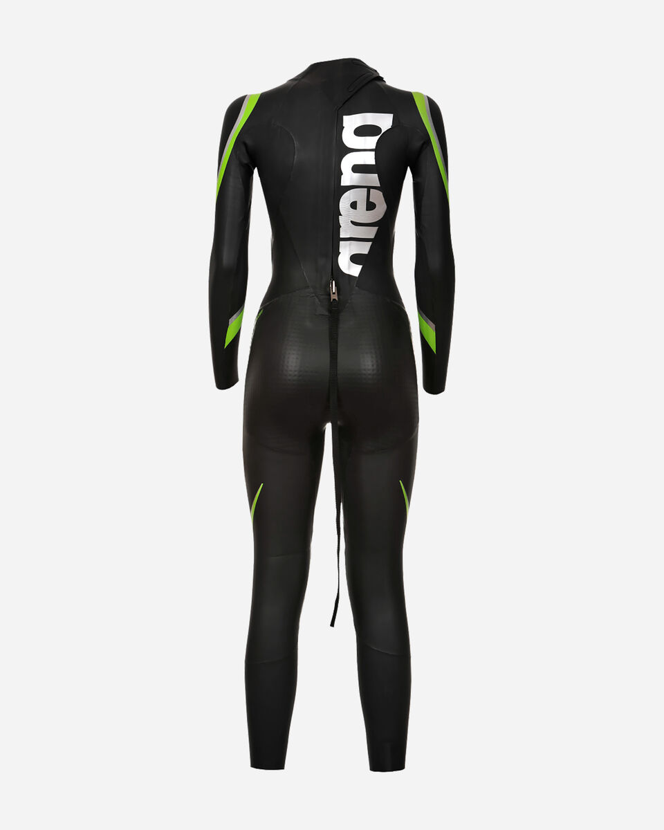 Costume piscina ARENA TRIWETSUIT CARBON W S5042136 scatto 1