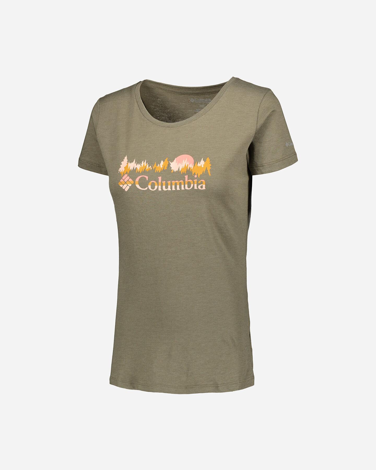 T-Shirt COLUMBIA DAISY GRAPHIC W S5292071 scatto 0