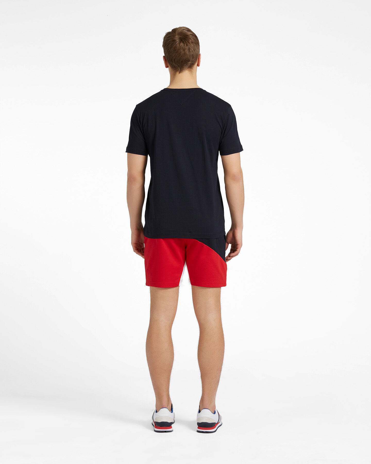 T-Shirt TOMMY HILFIGER CORP SPLIT M S4089501 scatto 2