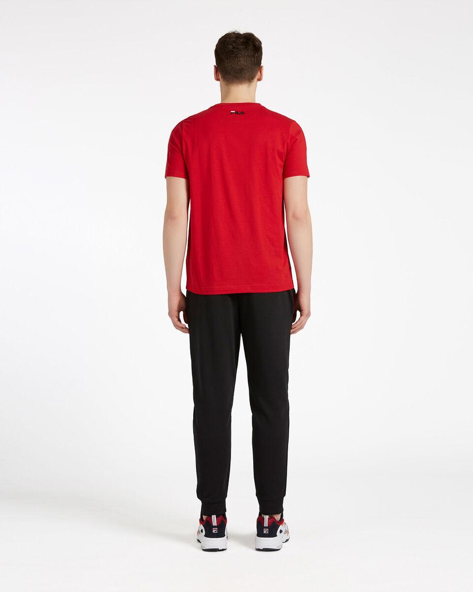 T-Shirt FILA BOX M S4088188 scatto 2