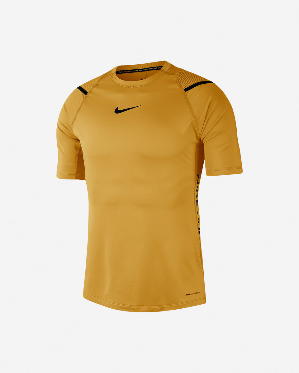 T-Shirt training NIKE PRO AEROADAPT M S5163142 scatto 0