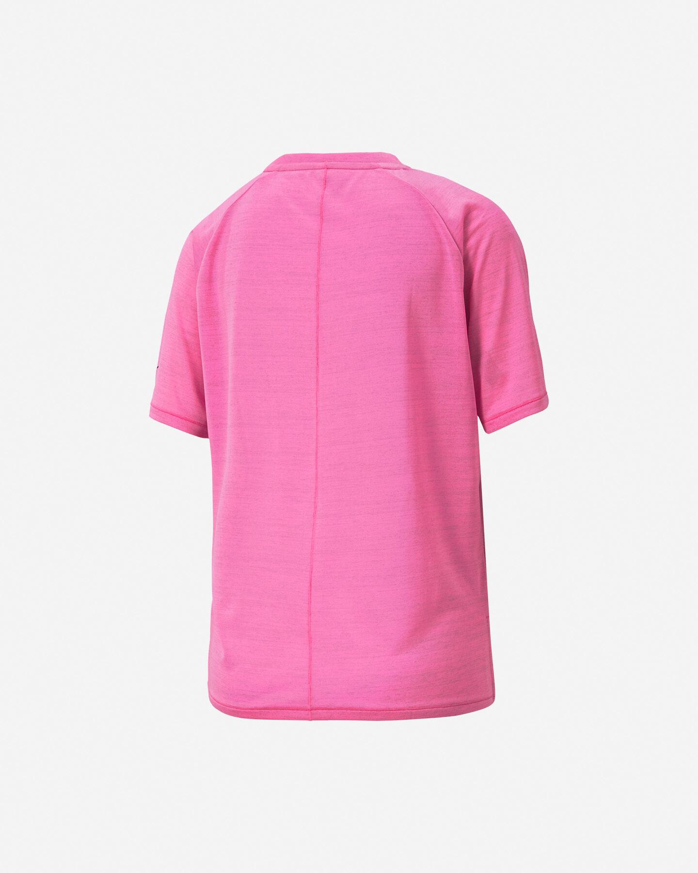 T-Shirt training PUMA DRIFIT LOGO W S5234838 scatto 1