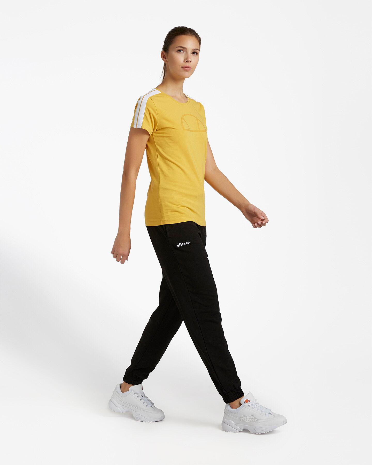 T-Shirt ELLESSE LOGO W S4082316 scatto 3