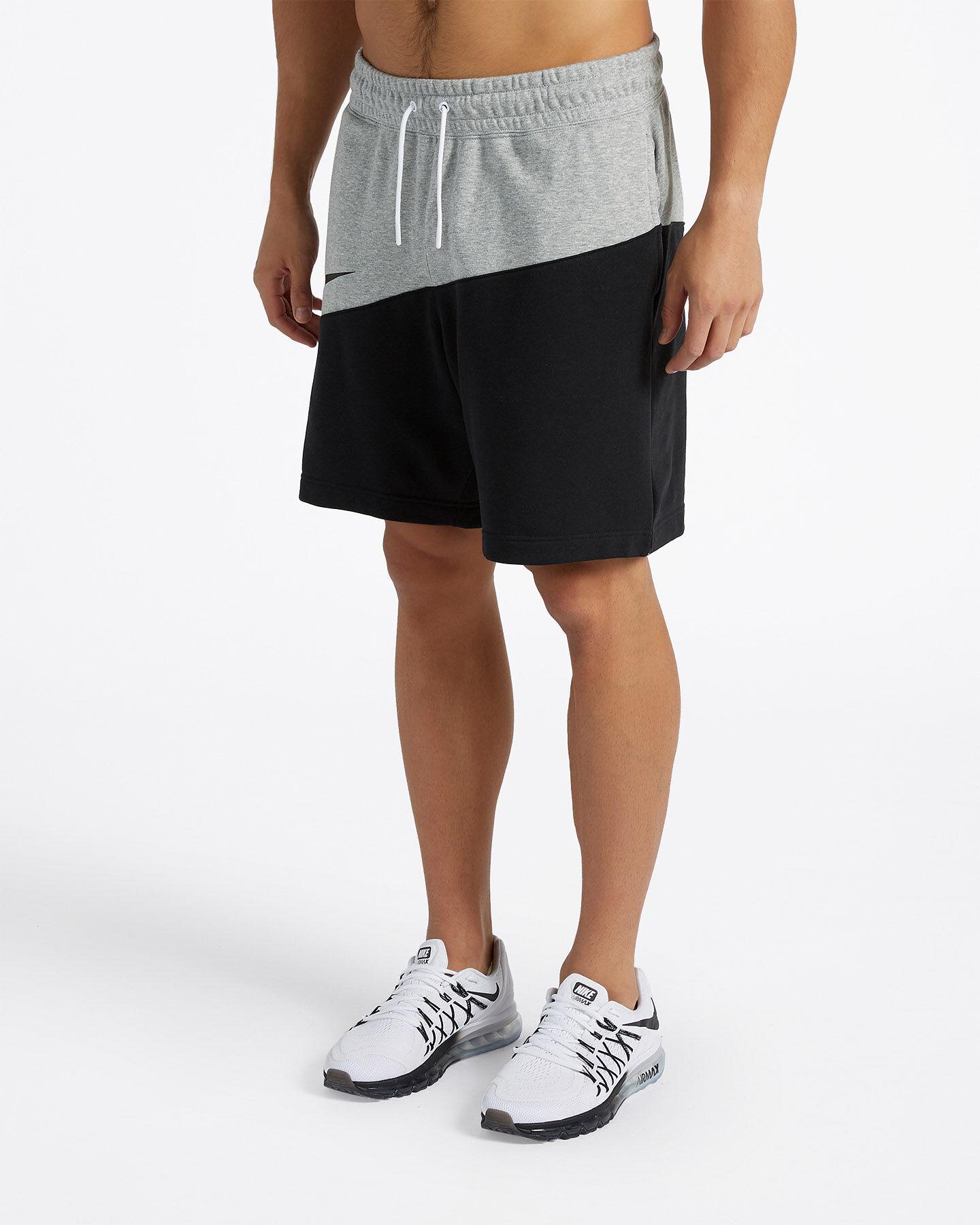 Pantaloncini NIKE SWOOSH M S5074099 scatto 2