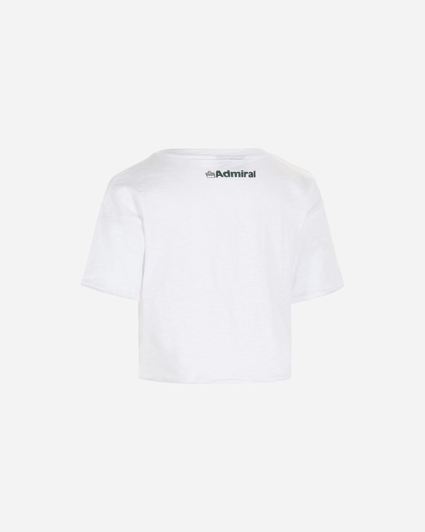 T-Shirt ADMIRAL CROP JR S4087689 scatto 1