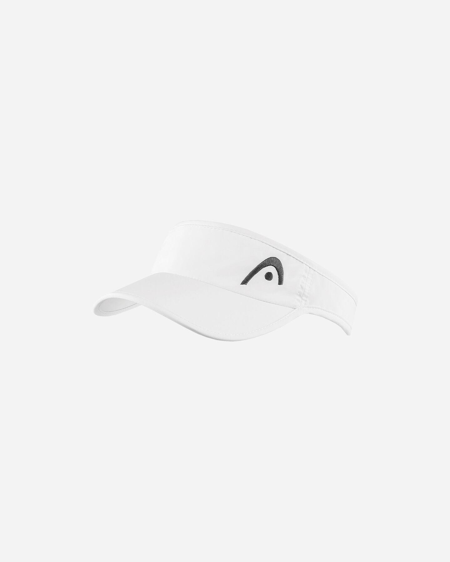 Cappellino HEAD PRO PLAYER S5221158|WH|UNI scatto 0