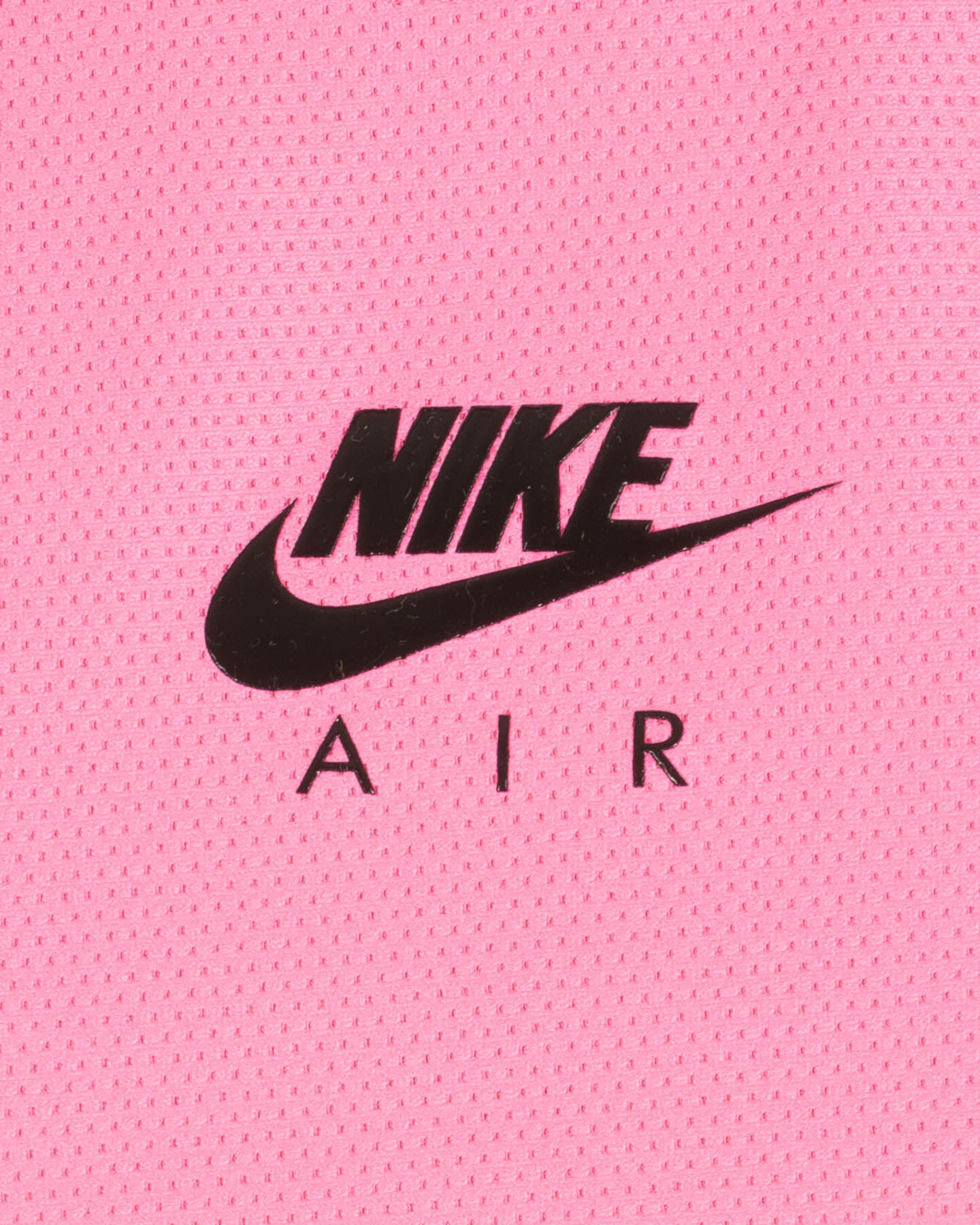 Canotta running NIKE AIR TANK ROSA W S5225296 scatto 2