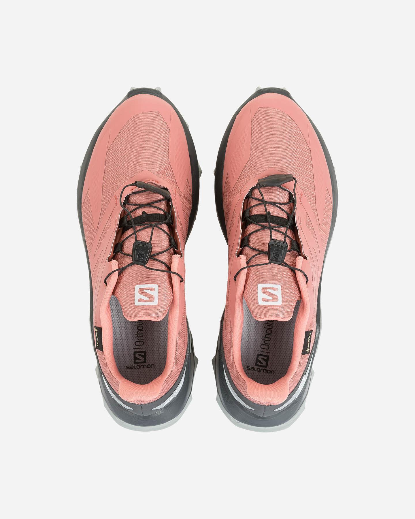 Scarpe trail SALOMON SUPERCROSS BLAST GTX W S5239825 scatto 3