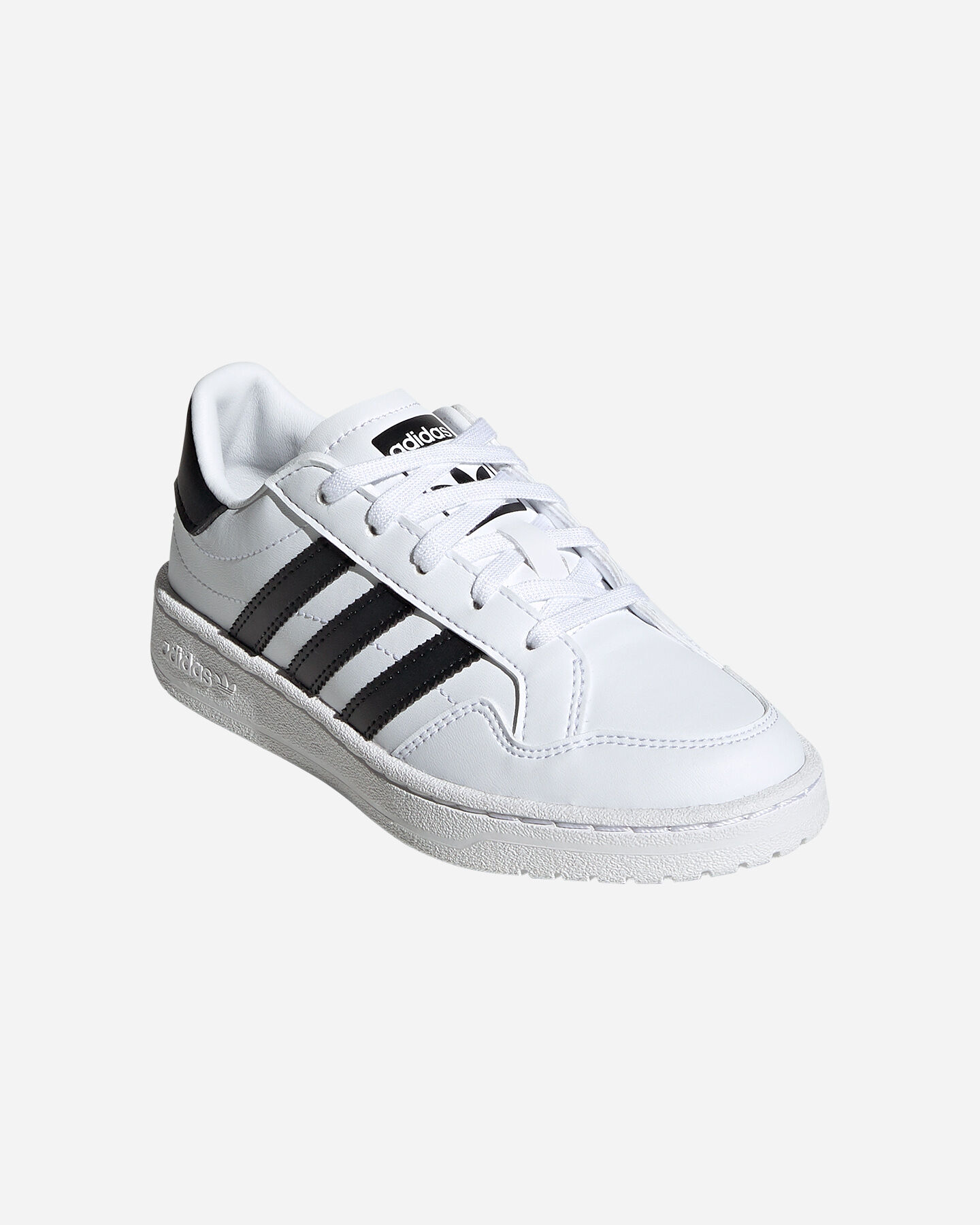 Scarpe sportive ADIDAS TEAM COURT JR PS S5151732 scatto 1