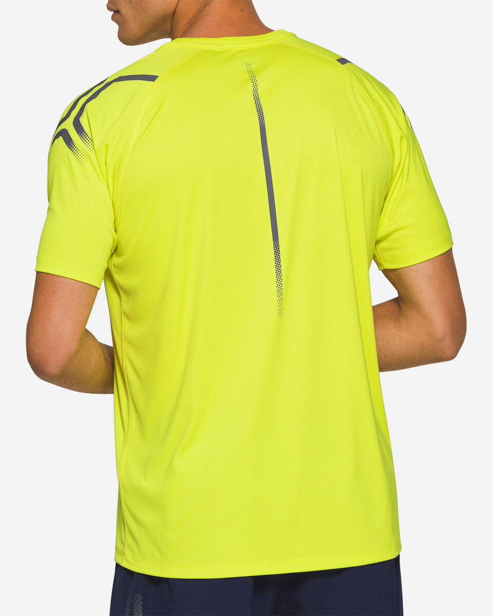T-Shirt running ASICS ICON M S5286659 scatto 2