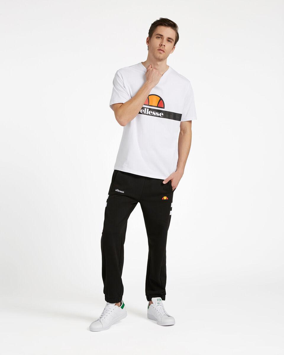 T-Shirt ELLESSE LOGO CENTRAL M S4088417 scatto 1