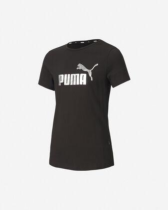 T-Shirt PUMA MC BIG LOGO JR