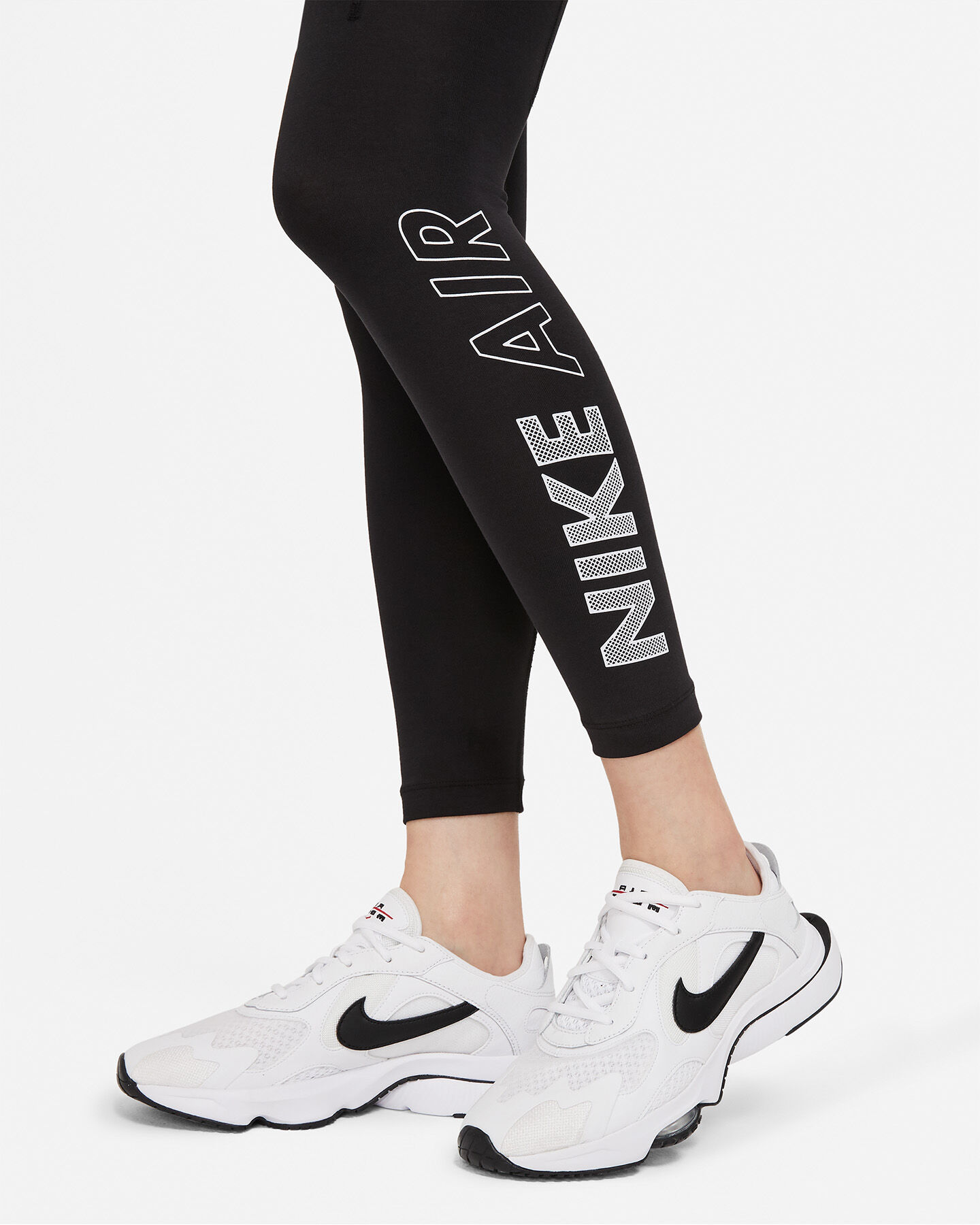 Leggings NIKE JSTRETCH HIGH WAIST W S5270499 scatto 3