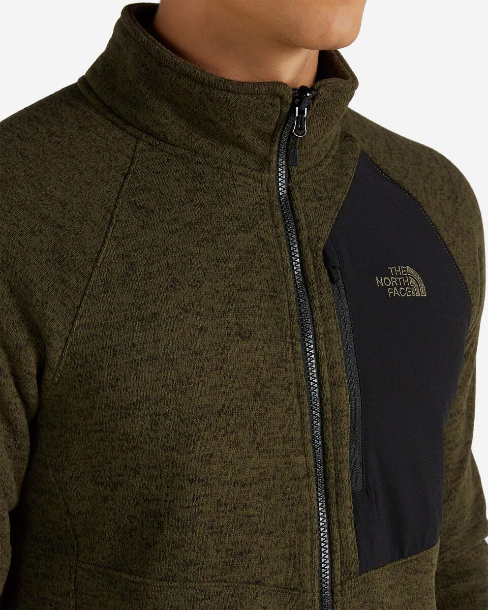 Pile THE NORTH FACE ARASHI OVERLAY II M S5245425 scatto 4