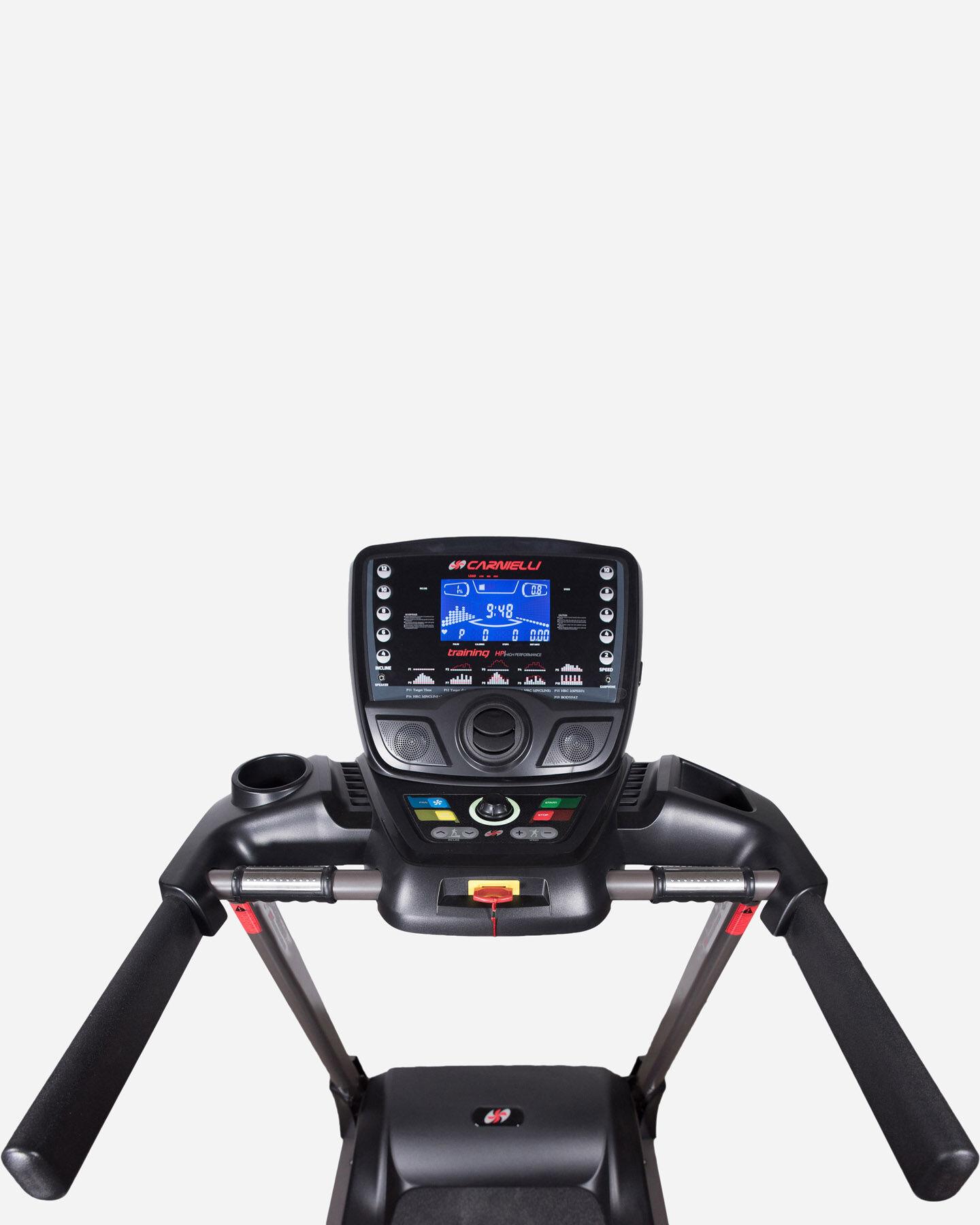 Tapis roulant CARNIELLI HP TRAINING S4007088|GEN|UNI scatto 2