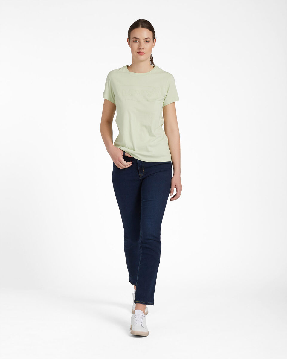 T-Shirt LEVI'S LOGO BATWING OUTLINE W S4088775 scatto 3