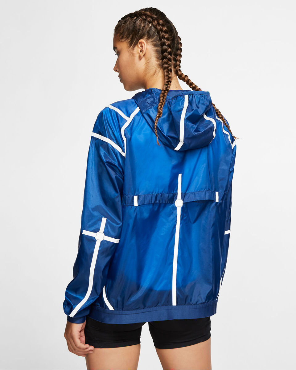 Giacca running NIKE TECH PACK CITY RDY W S5073623 scatto 2