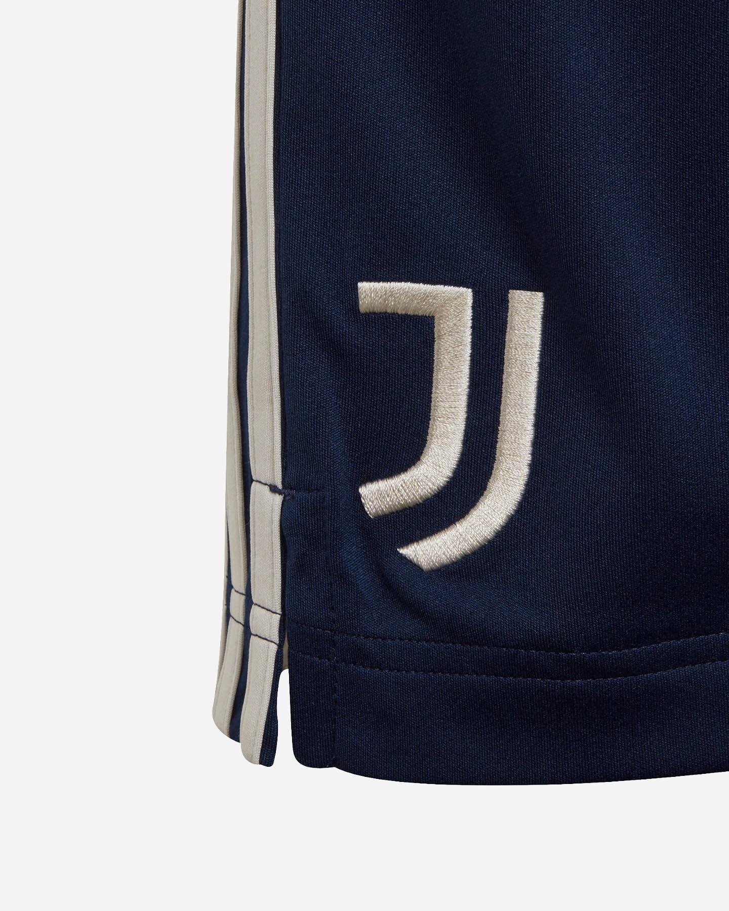 Pantaloncini calcio ADIDAS JUVENTUS AWAY 20-21 JR S5217280 scatto 3