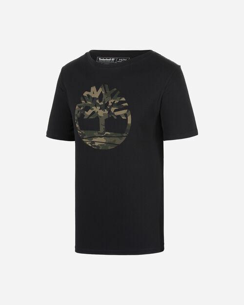 T-Shirt TIMBERLAND MC CAMO TREE T M