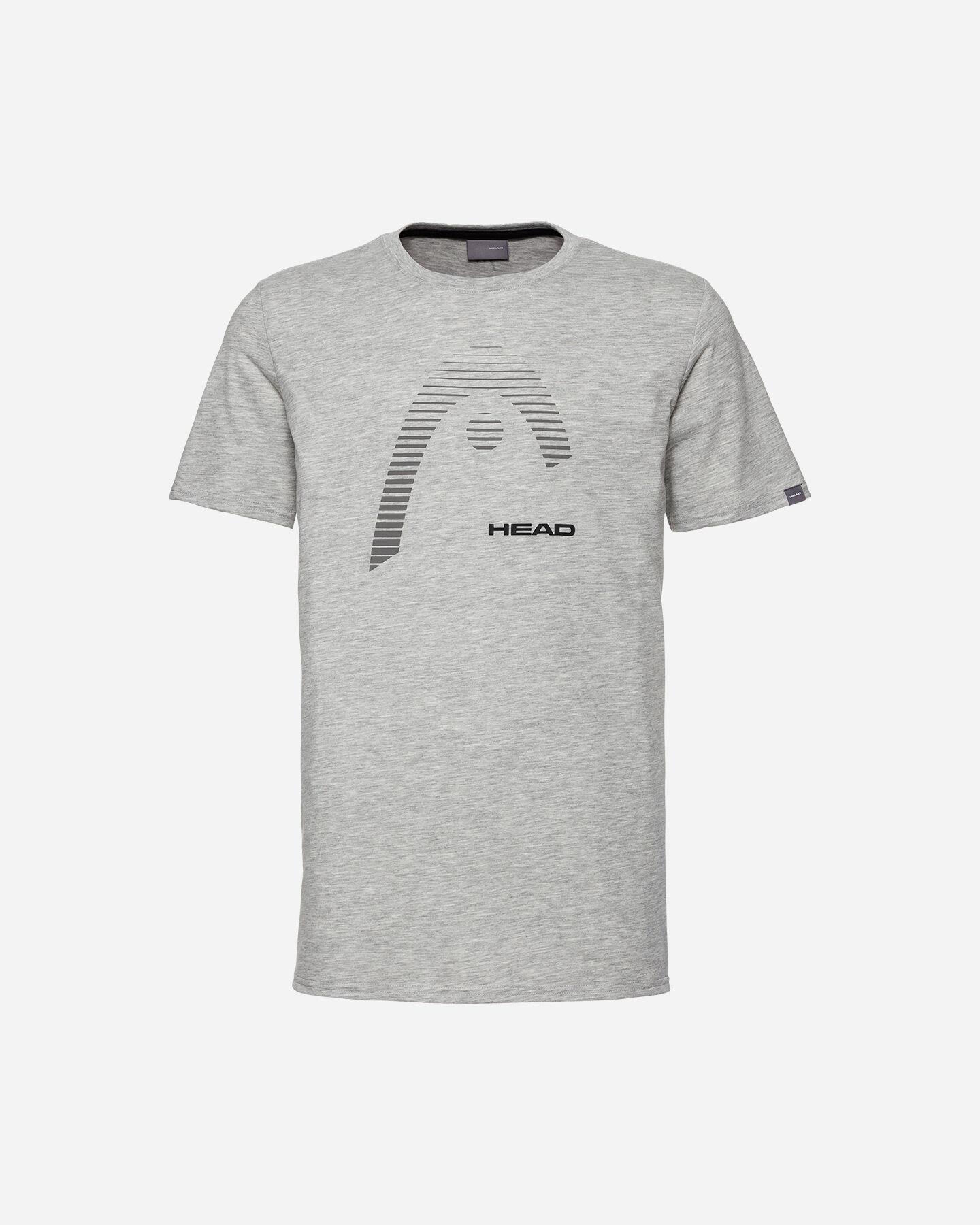 T-Shirt tennis HEAD CLUB CARL M S5304514 scatto 0