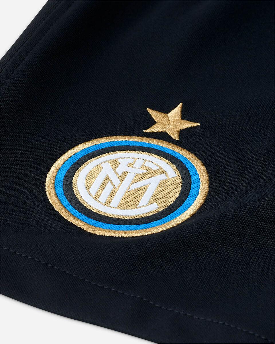 Pantaloncini calcio NIKE INTER AWAY 20/21 JR S5224640 scatto 3