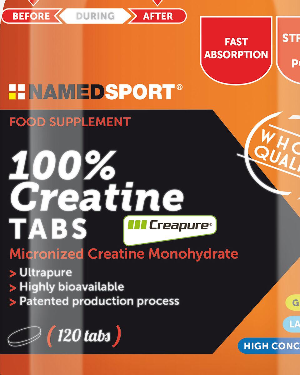 Energetico NAMED SPORT CREATINA 100% 120 CP S1308838|1|UNI scatto 1