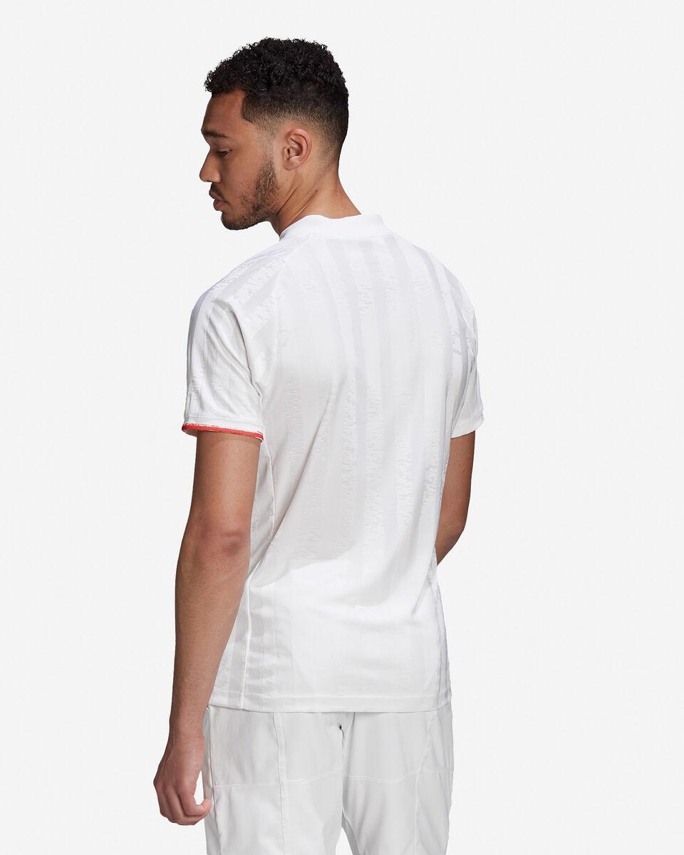 T-Shirt tennis ADIDAS FREELIFT AEROREADY M S5217536 scatto 3