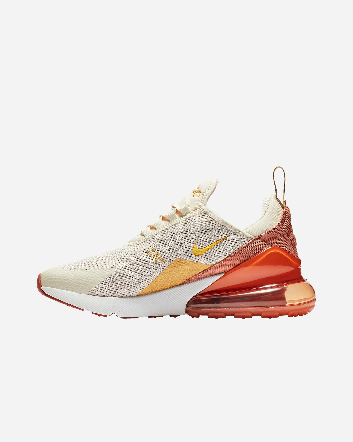 Scarpe sneakers NIKE AIR MAX 270 W S2010489 scatto 5
