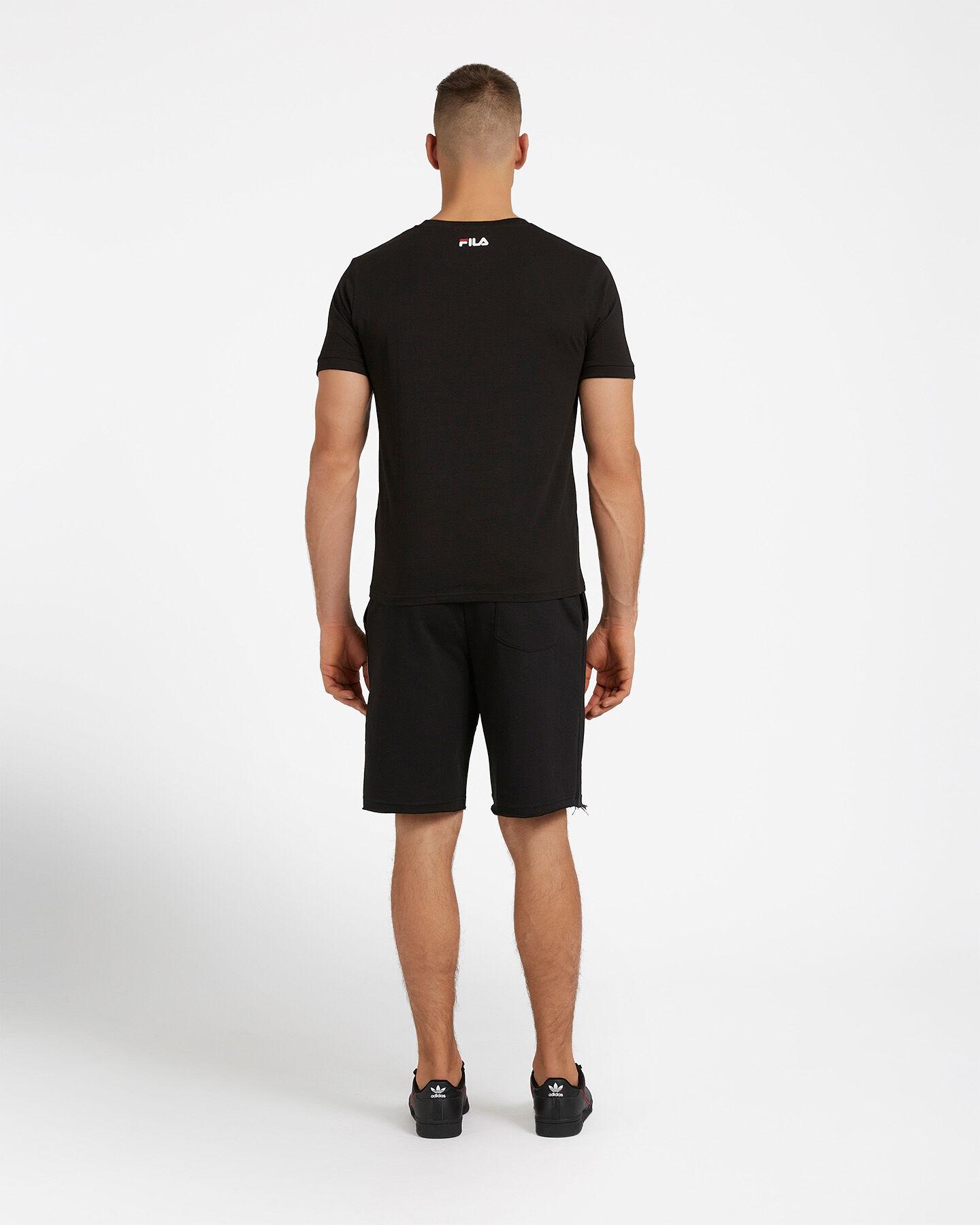 T-Shirt FILA BIG LOGO M S4067077 scatto 2