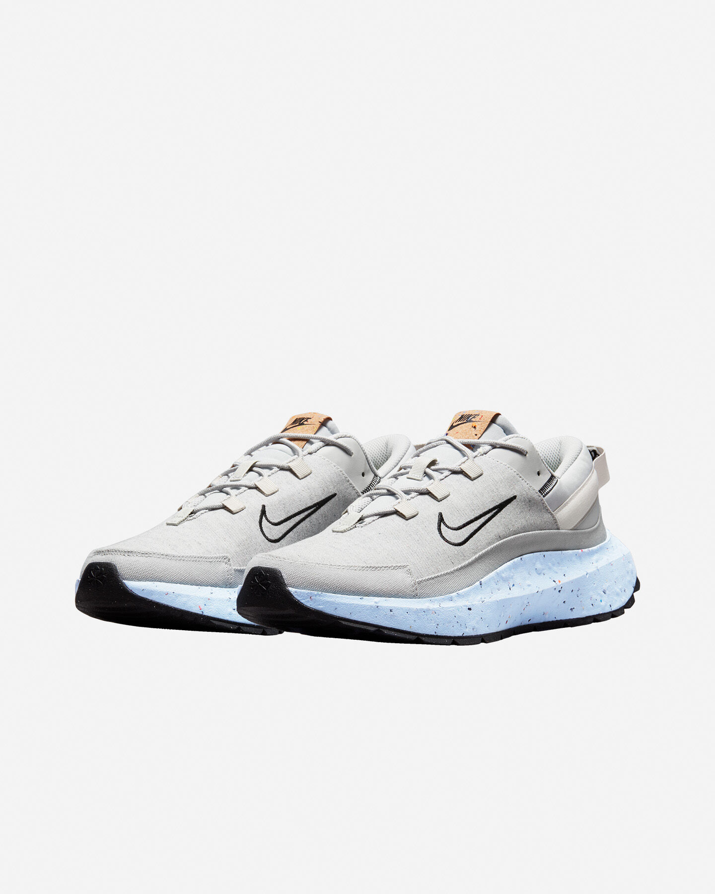 Scarpe sneakers NIKE CRATER REMIXA M S5318511 scatto 1