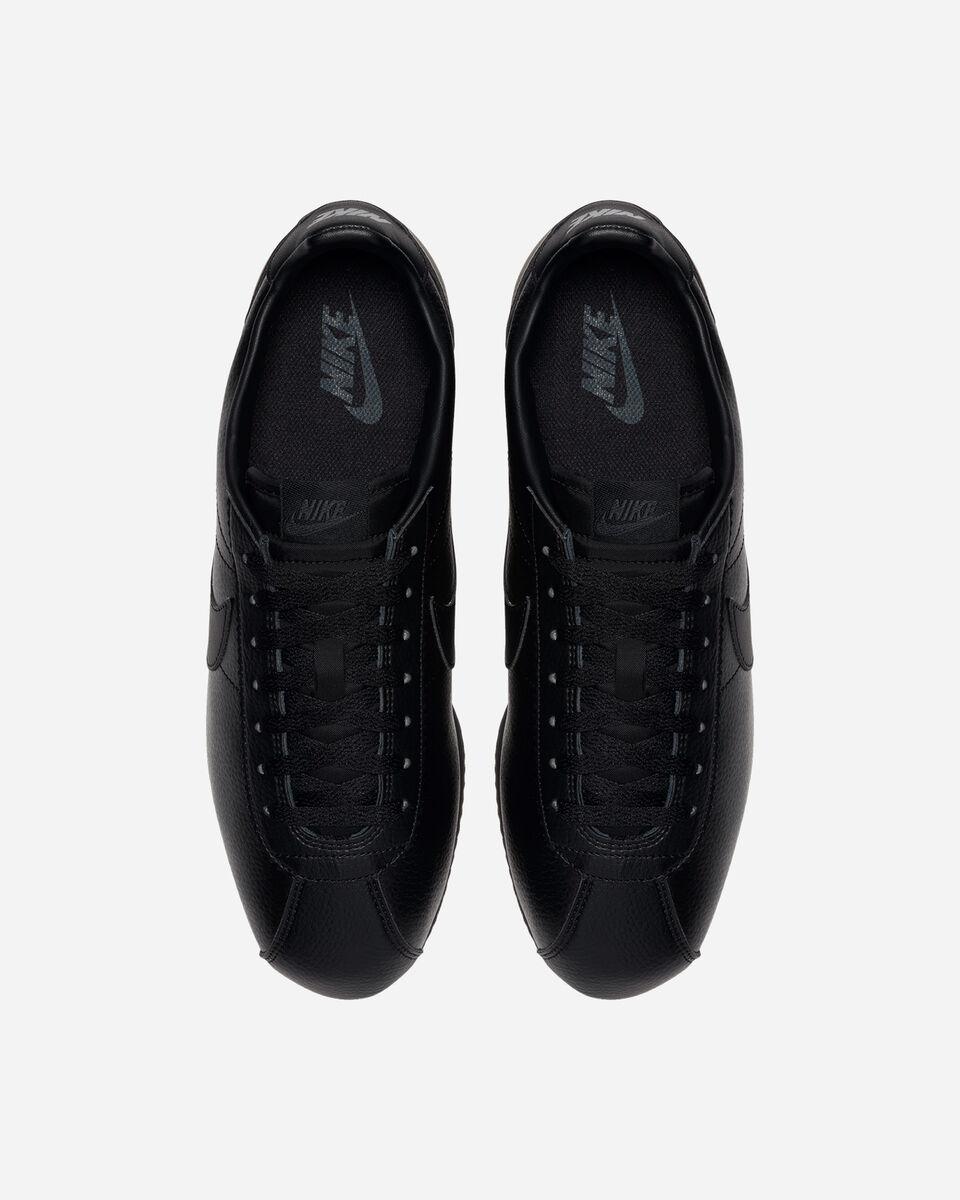 Scarpe sneakers NIKE CLASSIC CORTEZ LEATHER M S4019300 scatto 3