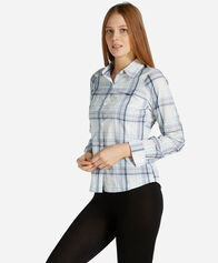 STOREAPP EXCLUSIVE donna COLUMBIA SILVER RIDGE PLAID W