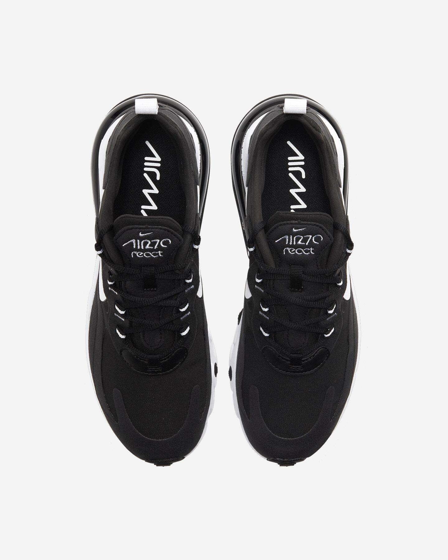 Scarpe sneakers NIKE AIR MAX 270 REACT W S5162250 scatto 3
