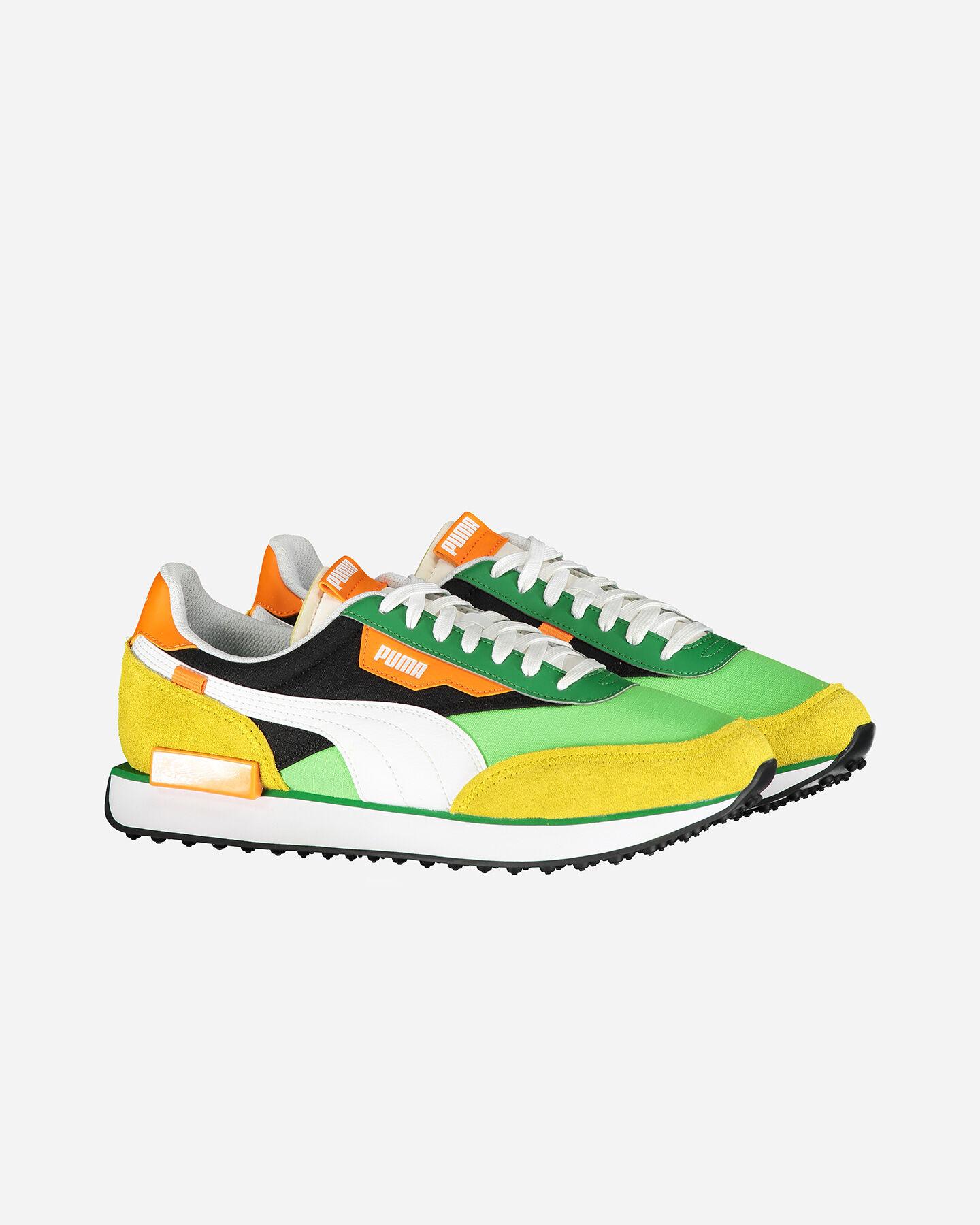Scarpe sneakers PUMA FUTURE RIDER PLAY ON M S5283216 scatto 1