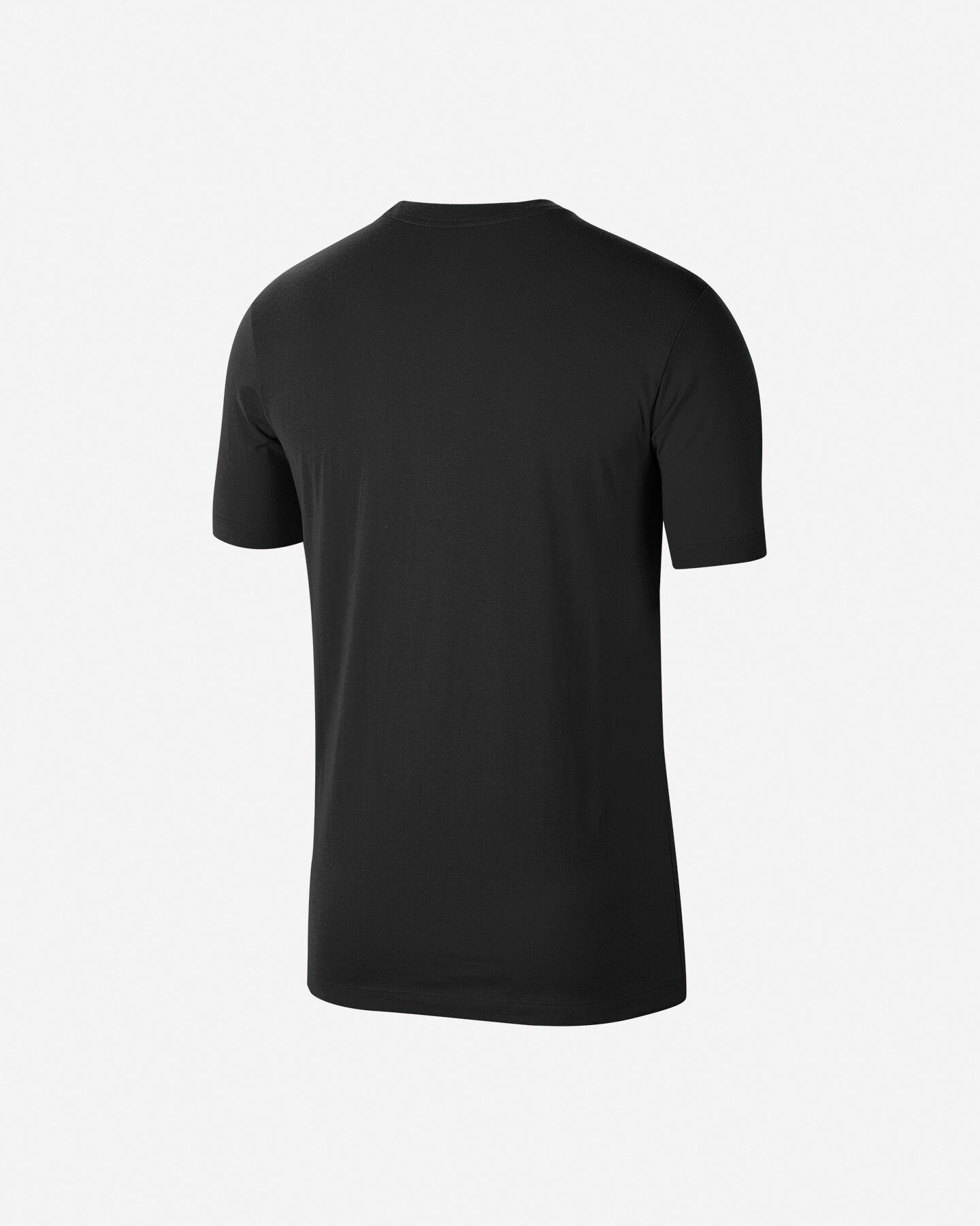 T-Shirt NIKE JORDAN JUMPMAN AIR STENCIL 4 M S5199922 scatto 1