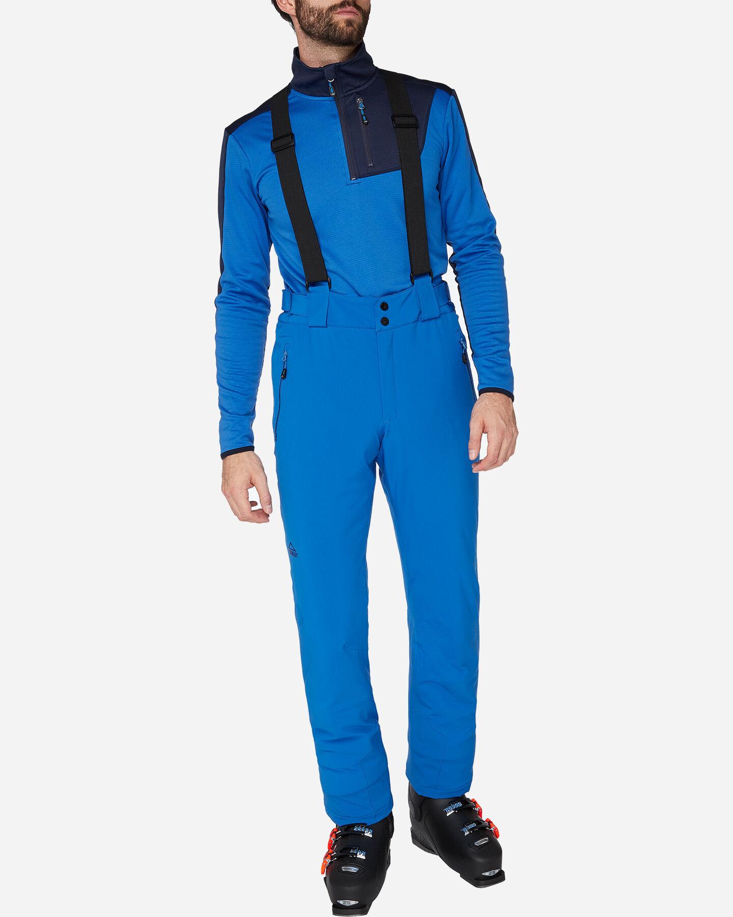 Pantalone sci MCKINLEY DAVE M S5064198 scatto 1