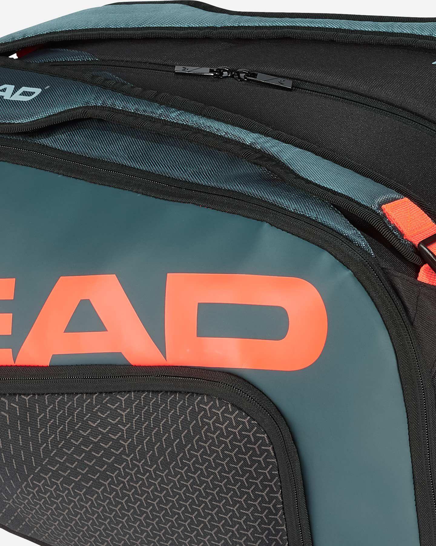 Borsa HEAD TOUR TEAM PADEL MONSTERCOMBI S5246356|BKOR|UNI scatto 1