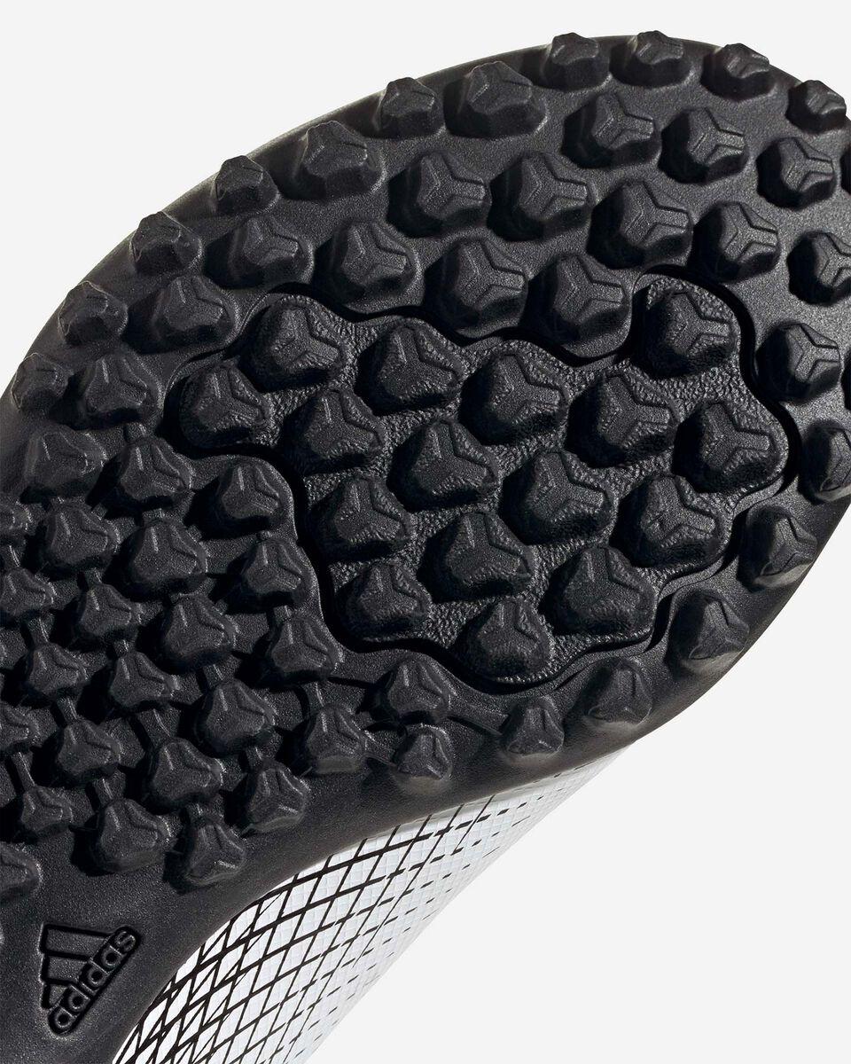Scarpe calcio ADIDAS X GHOSTED.4 TF JR S5218942 scatto 3