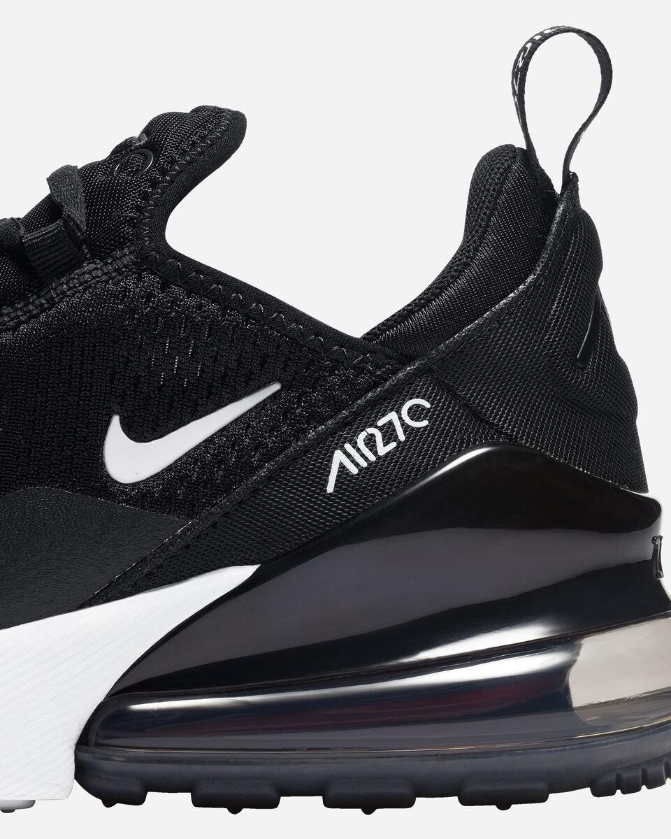 Scarpe sneakers NIKE AIR MAX 270 GS JR S5270347 scatto 3