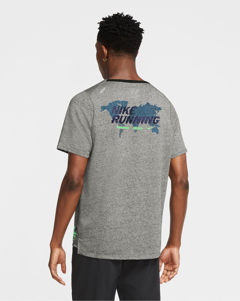 T-Shirt running NIKE RISE 365 FUTURE FAST M S5225510 scatto 3