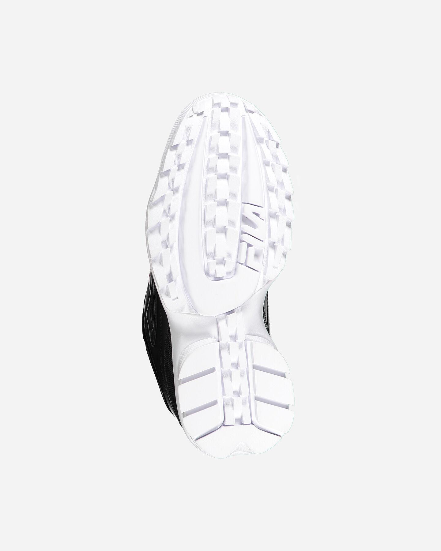 Scarpe sneakers FILA DISRUPTOR LOW GS JR S4081690 scatto 1