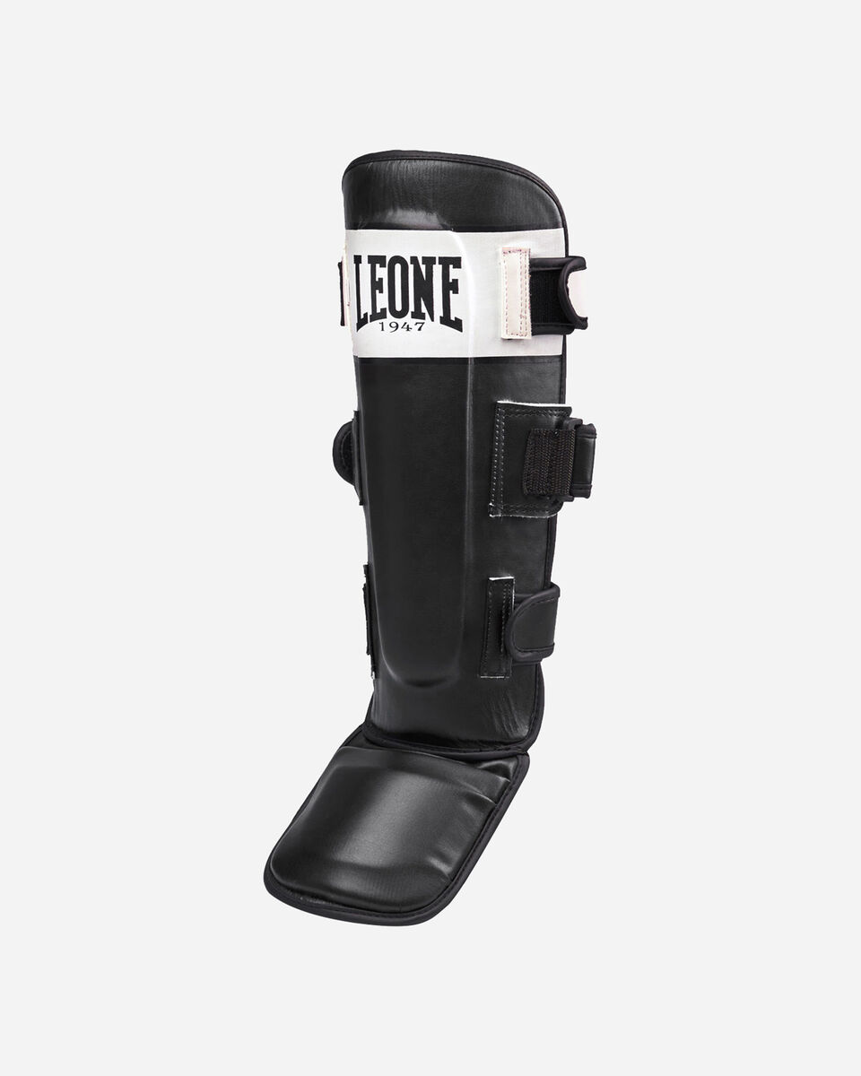 Accessorio boxe LEONE PARATIBIA SHOCK S1292745 scatto 2