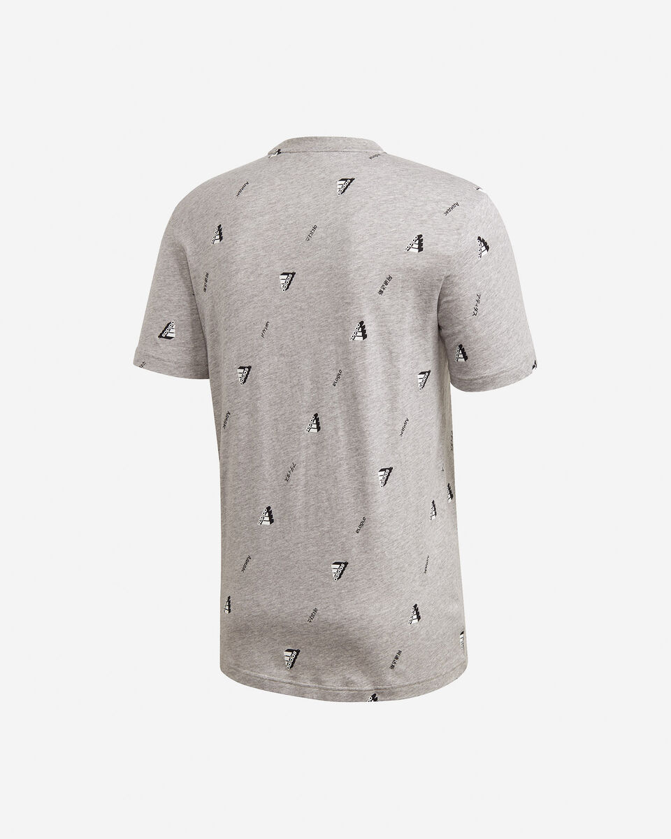 T-Shirt ADIDAS MUST HAVES GRAPHIC M S5149903 scatto 1