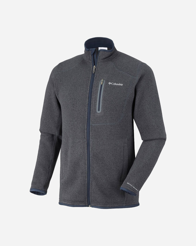 Pile COLUMBIA FULL ZIP ALTITUDE ASPECT M