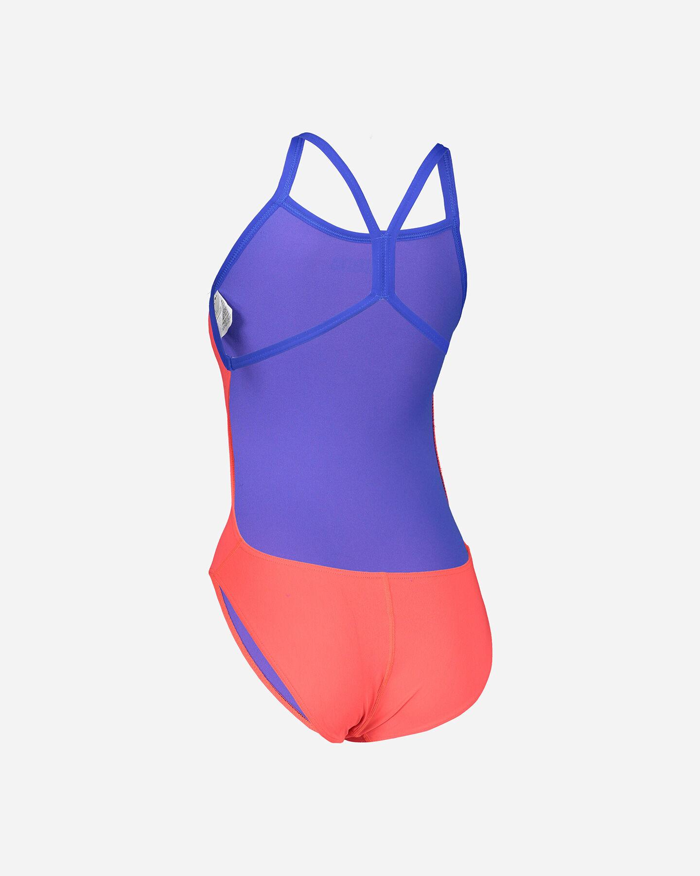 Costume piscina ARENA SOLID LIGH TECH W S5161010 scatto 1