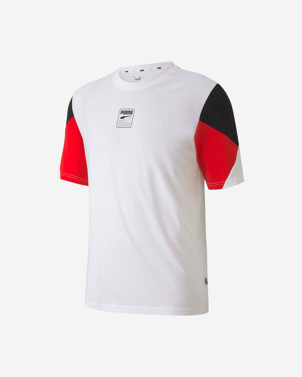 T-Shirt PUMA REBEL ADVANCED M S5235149 scatto 1