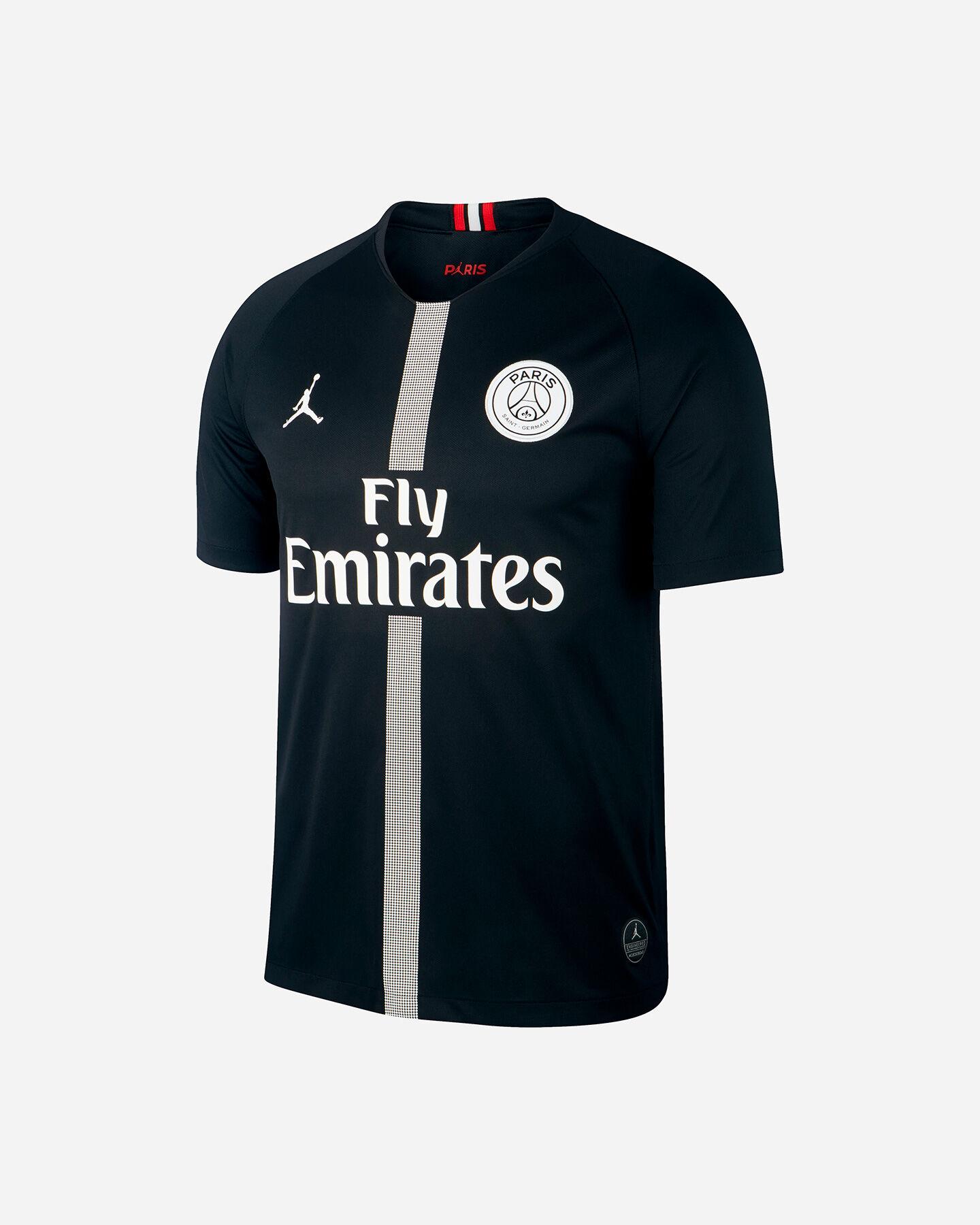 Maglia Calcio Nike Paris Saint-germain Third 18-19 M 919010-012 ...