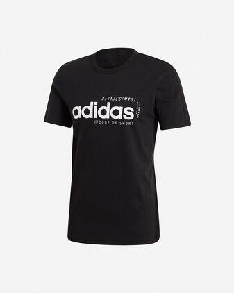 T-Shirt ADIDAS BRILLIANT BASICS M