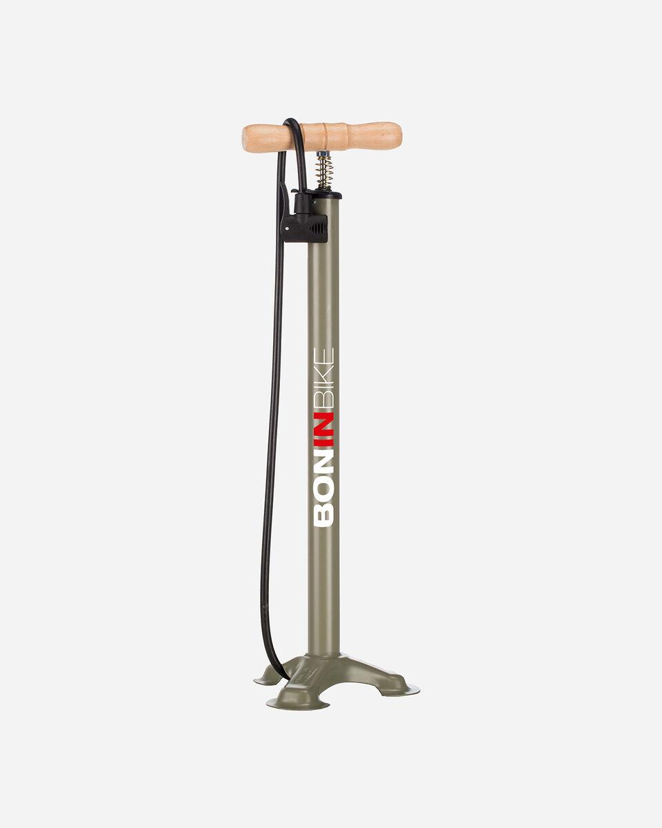 Pompa bici BONIN OFFICINA N4 S4027255|1|UNI scatto 0